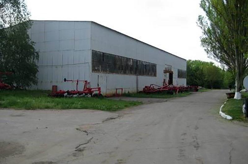 Комплекс будівель за адресою вул. Генерала Родимцева, 106